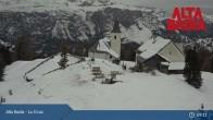 Archived image Webcam Alta Badia Ski Resort - La Crusc 03:00