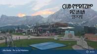 Archived image Webcam Alta Badia - Moritzino Piz La Ila 21:00
