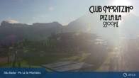 Archived image Webcam Alta Badia - Moritzino Piz La Ila 01:00