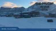 Archiv Foto Webcam Alta Badia - Piz La Ila Moritzino 01:00
