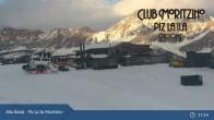 Archiv Foto Webcam Alta Badia - Piz La Ila Moritzino 11:00