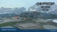 Archiv Foto Webcam Alta Badia - Piz La Ila Moritzino 19:00