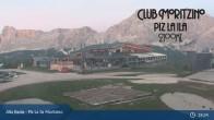 Archived image Webcam Alta Badia - Moritzino Piz La Ila 13:00