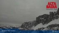 Archived image Webcam Passo Gardena - Alta Badia 03:00