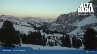 Archiv Foto Webcam Alta Badia - Passo Gardena 19:00