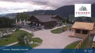 Archived image Webcam 3 Zinnen - Innichen Haunold Top Station 21:00