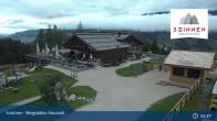 Archived image Webcam 3 Zinnen - Innichen Haunold Top Station 23:00