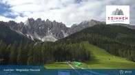 Archived image Webcam 3 Zinnen - Innichen Haunold Top Station 03:00