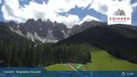 Archived image Webcam 3 Zinnen - Innichen Haunold Top Station 07:00