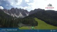 Archived image Webcam 3 Zinnen - Innichen Haunold Top Station 09:00