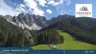 Archived image Webcam 3 Zinnen - Innichen Haunold Top Station 11:00