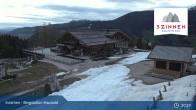 Archiv Foto Webcam 3 Zinnen - Innichen Bergstation Haunold 02:00