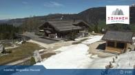 Archiv Foto Webcam 3 Zinnen - Innichen Bergstation Haunold 10:00