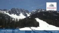 Archiv Foto Webcam 3 Zinnen - Innichen Bergstation Haunold 12:00