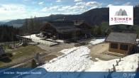 Archiv Foto Webcam 3 Zinnen - Innichen Bergstation Haunold 16:00