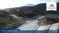 Archiv Foto Webcam 3 Zinnen - Innichen Bergstation Haunold 18:00