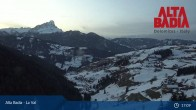 Archived image Webcam Alta Badia - Valley 19:00