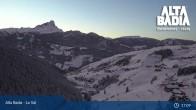 Archiv Foto Webcam Alta Badia - La Val 02:00