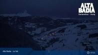 Archiv Foto Webcam Alta Badia - La Val 06:00