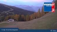Archived image Webcam Kronplatz: St. Vigil - Pre da Peres Top Station 21:00
