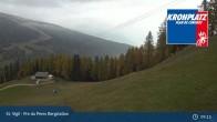 Archived image Webcam Kronplatz: St. Vigil - Pre da Peres Top Station 03:00