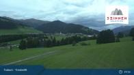 Archiv Foto Webcam Toblach - Trenkerlift - 3 Zinnen 19:00