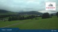 Archiv Foto Webcam Toblach - Trenkerlift - 3 Zinnen 01:00