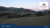 Archived image Webcam Toblach - Trenker Lift - 3 Zinnen 02:00