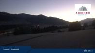 Archived image Webcam Toblach - Trenker Lift - 3 Zinnen 06:00