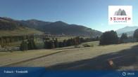Archived image Webcam Toblach - Trenker Lift - 3 Zinnen 08:00