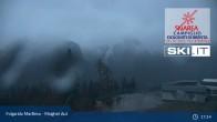 Archiv Foto Webcam Skiarena Campiglio Dolomiti - Folgarida Marilleva - Malghet Aut 20:00
