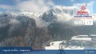 Archiv Foto Webcam Skiarena Campiglio Dolomiti - Folgarida Marilleva - Malghet Aut 08:00