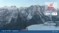 Archiv Foto Webcam Skiarena Campiglio Dolomiti - Folgarida Marilleva - Malghet Aut 13:00