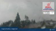 Archiv Foto Webcam Skiarena Campiglio Dolomiti - Folgarida Marilleva - Malghet Aut 11:00