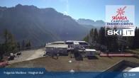 Archiv Foto Webcam Skiarena Campiglio Dolomiti - Folgarida Marilleva - Malghet Aut 05:00