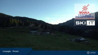 Archived image Webcam Slopes and Lifts in Pinzolo 01:00