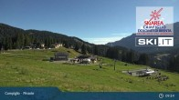 Archived image Webcam Slopes and Lifts in Pinzolo 03:00