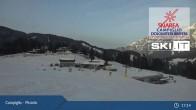 Archiv Foto Webcam Madonna di Campiglio - Pinzolo 11:00