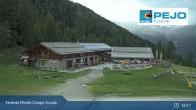 Archiv Foto Webcam Pejo - Tarlenta Monte Campo Scuola 19:00