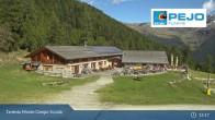 Archiv Foto Webcam Pejo - Tarlenta Monte Campo Scuola 09:00