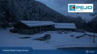 Archiv Foto Webcam Pejo - Tarlenta Monte Campo Scuola 23:00