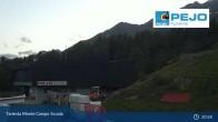 Archiv Foto Webcam Pejo - Tarlenta Monte Campo Scuola 21:00