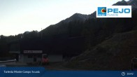 Archiv Foto Webcam Pejo - Tarlenta Monte Campo Scuola 04:00