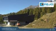 Archiv Foto Webcam Pejo - Tarlenta Monte Campo Scuola 10:00
