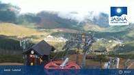 Archived image Webcam Jasná Ski Resort - Luková 05:00