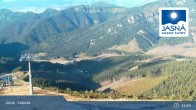 Archived image Webcam Jasná Ski Resort - Luková 11:00
