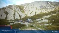 Archiv Foto Webcam Skalnate Pleso - Tatranská Lomnica 00:00