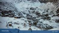 Archived image Webcam View of Skalnate Pleso (Tatranská Lomnica) 22:00