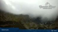 Archived image Webcam View of Skalnate Pleso (Tatranská Lomnica) 10:00
