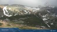 Archived image Webcam View of Skalnate Pleso (Tatranská Lomnica) 02:00